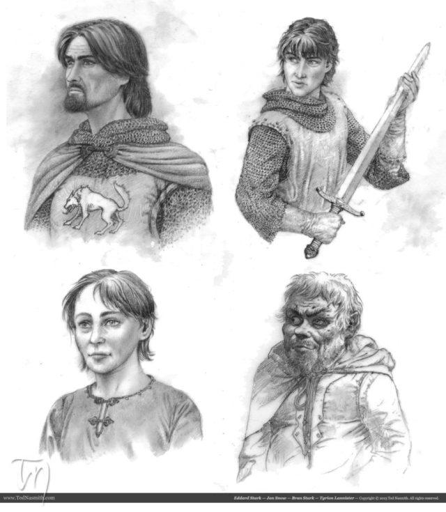 TN-Eddard_Jon_Bran_Tyrion
