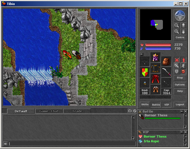 Tibia Online Game Of The Week