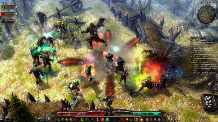 Grim Dawn Online Game of the Week