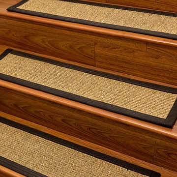 Protect Your Hardwood Stairs With Natural Carpet Game On Mom   Carpet On Wooden Stairs   Dark   Appreciation   Basement   Fitting   Contemporary