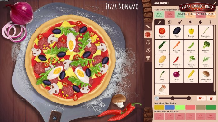 Pizza Connection 3 mac download