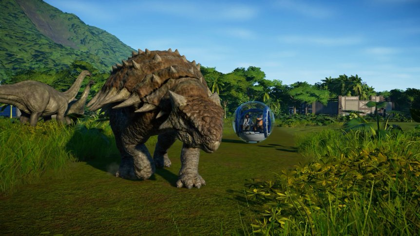 Jurassic World Evolution Macbook Download