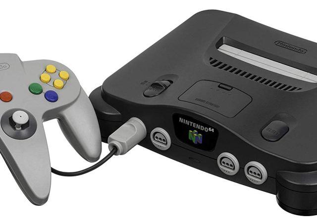 Nintendo 64 gamersOverla