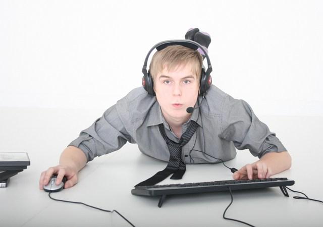 jugadores de pc gamersOverla