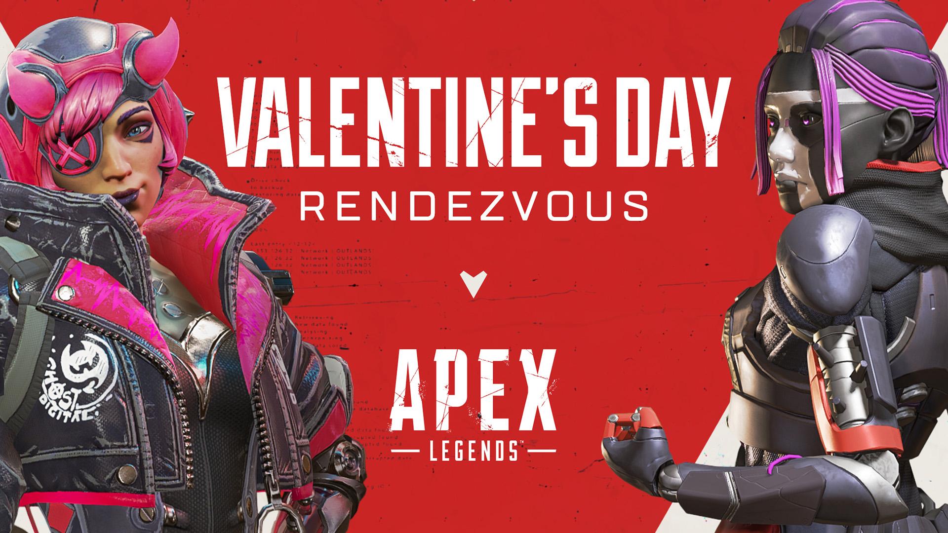 Resultado de imagen de apex legends rendezvous