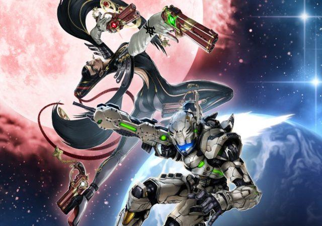 Bayonetta y Vanquish gamersOverla