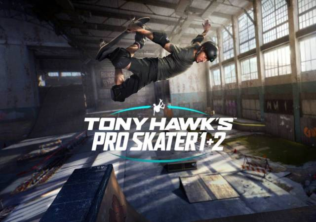 Tony Hawk's Pro Skater 1 and 2 Remasters