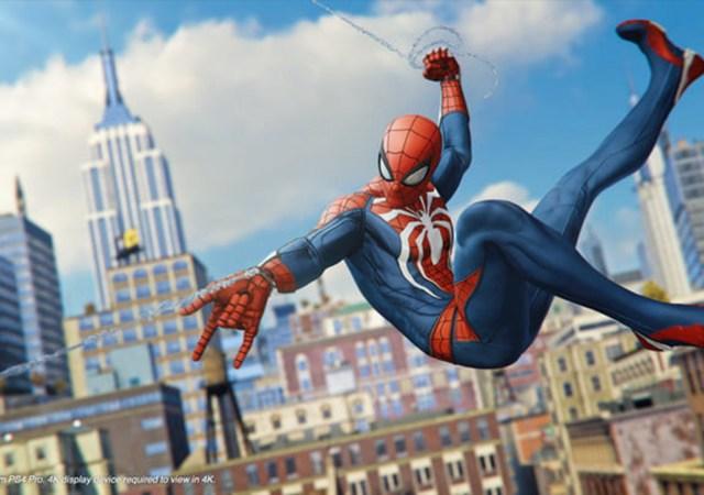 Marvel's Spider-Man Remaster