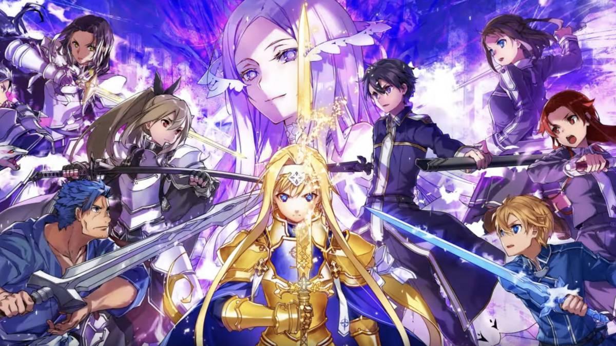 Anunciado El Evento Crossover De Sword Art Online En Phantasy Star Online 2 Gameoverla Com