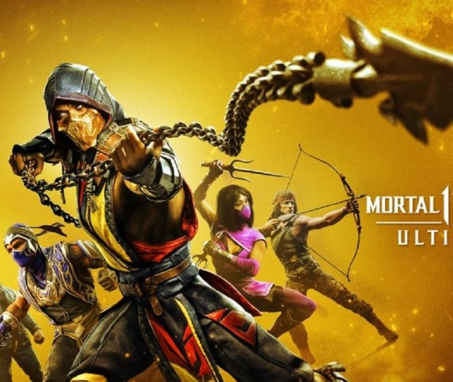 Mortal Kombat 11 Ultimate gameover