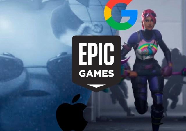 Epic Games vs google y apple