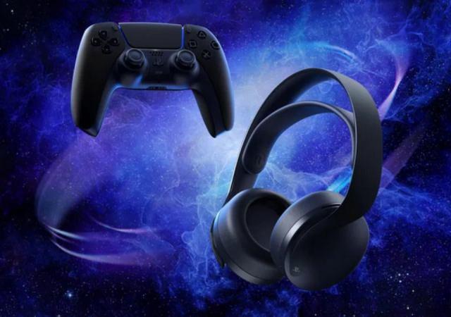 PS5 Pulse 3D midnight black
