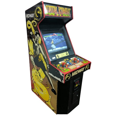 Mortal Kombat Arcade Fighting Game