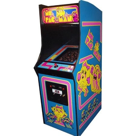 Ms Pac-Man 60-in-1 Arcade