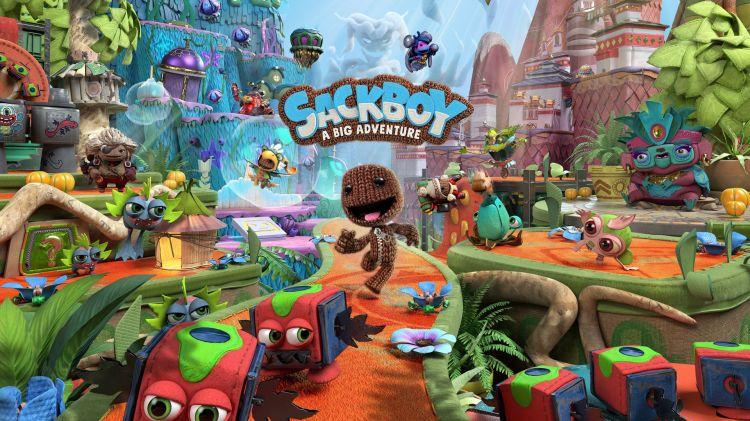 Sackboy: Ein großartiges Abenteuer ist jetzt exklusiv für PS5 und PS4 erhältlich