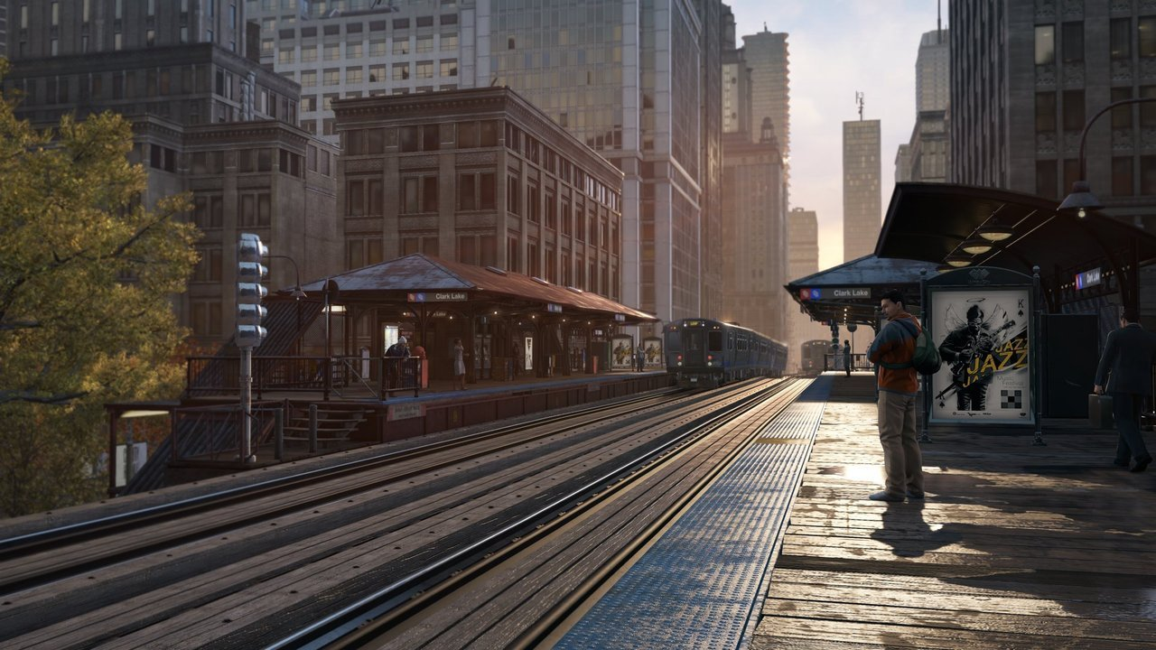 New Watch Dogs Screenshots Shows Stunning Character And