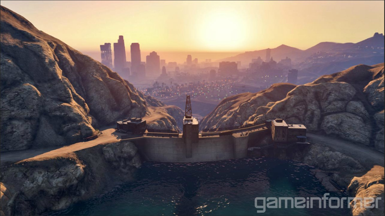 GTA V Never Seen Before Gorgeous Screenshots From