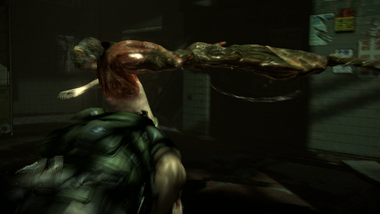 New Resident Evil 6 Screenshots Unveils New Enemies And Characters