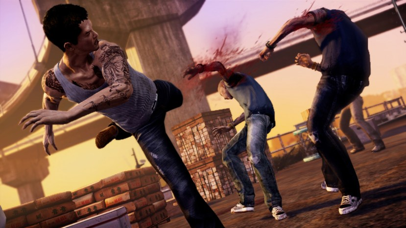 Image result for Sleeping Dogs Screenshots