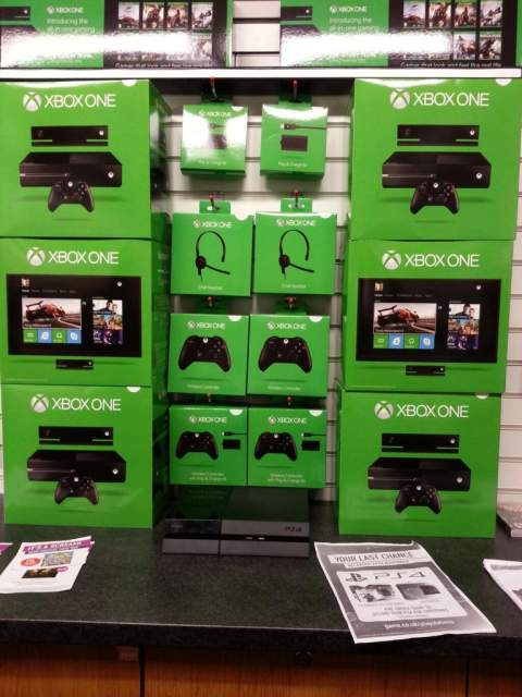 Xbox One Accessories Retail Packaging Xbox One Controller