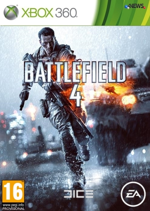 Battlefield 4 Box Art Revealed Coming To Current And Next