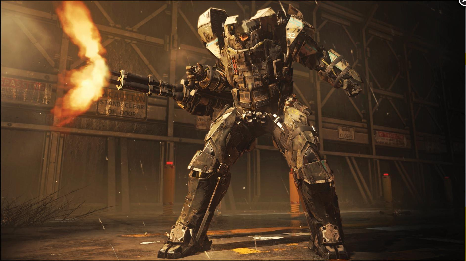 More Call Of Duty Advanced Warfare In Game Screens And Characters Artwork Leaked Looks Better