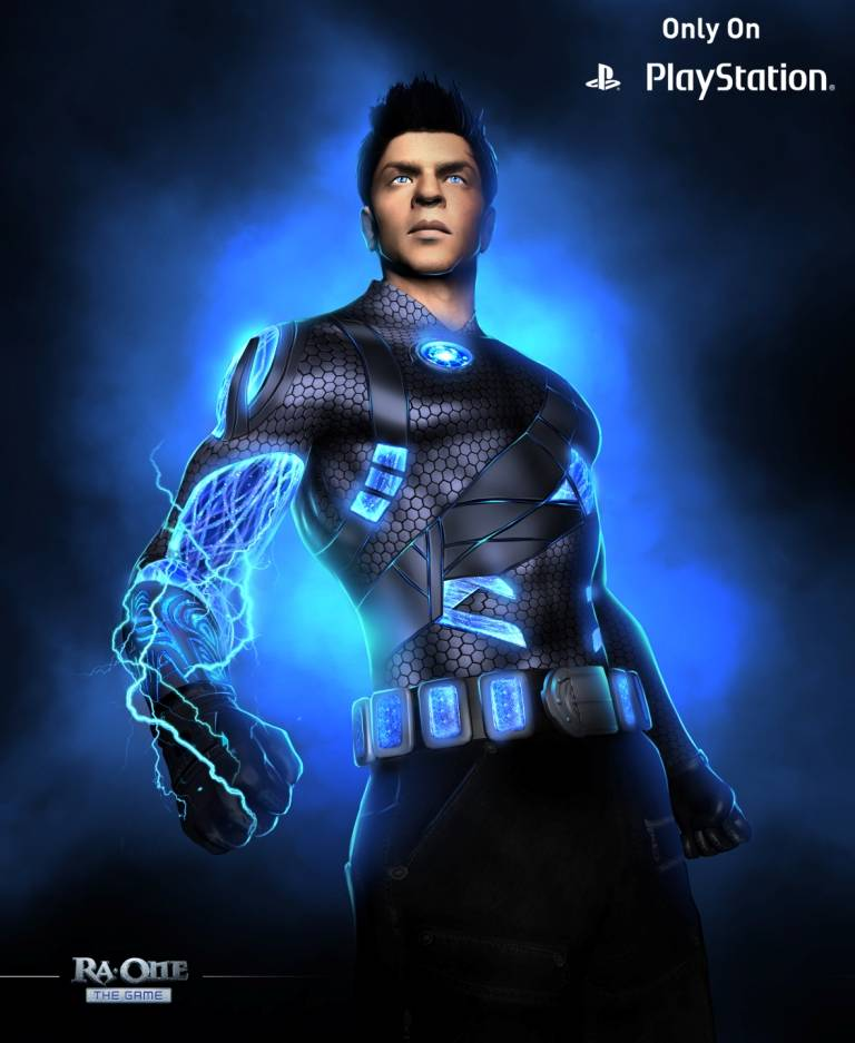 New Screenshots Of PS3 Exclusive RA One Released