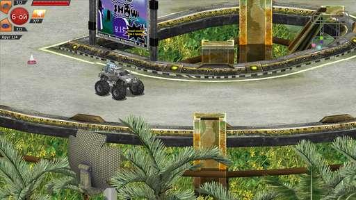 Rock'n'Roll Racing 3D - Motor Rock aka Rock'n'Roll Racing 3D - Обзор ремейка