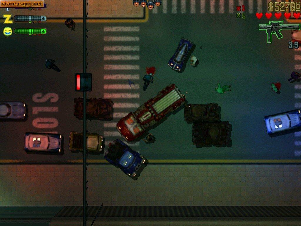 Grand Theft Auto 2 Review GamerBolt