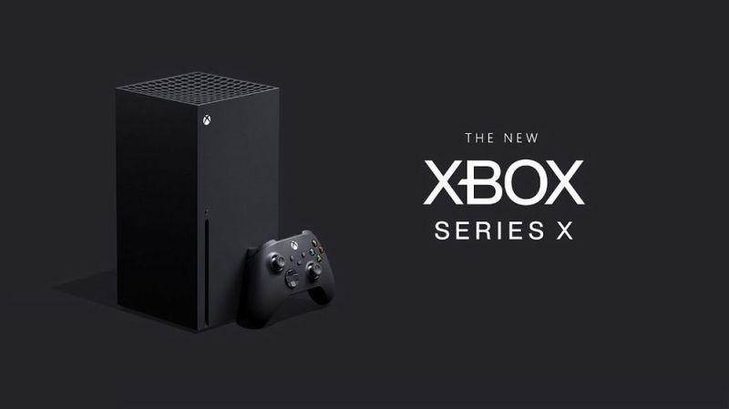 Risultato immagini per series x xbox banner