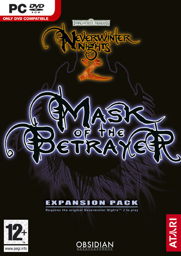 Mask of the Betrayer Box Art