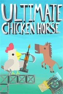 Ultimate Chicken Horse - Coming to Console
