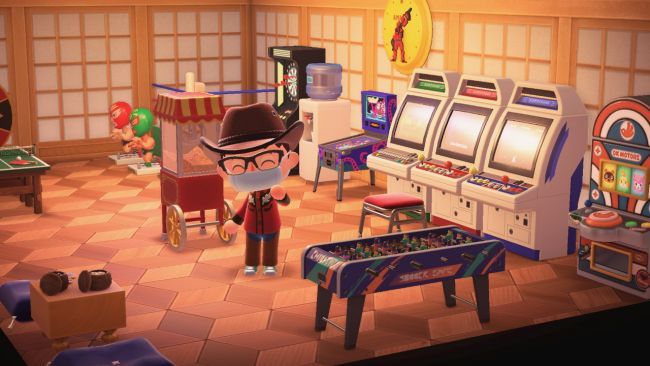 You can decorate your home with Animal Crossing furniture ... on Animal Crossing Room Ideas New Horizons  id=11359