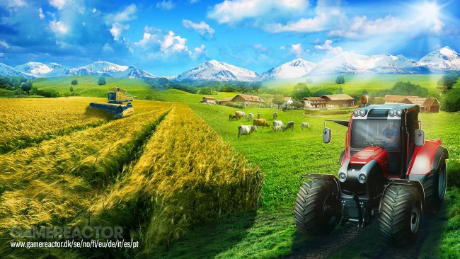 We Talk Farming Simulator 17 With Giants Software