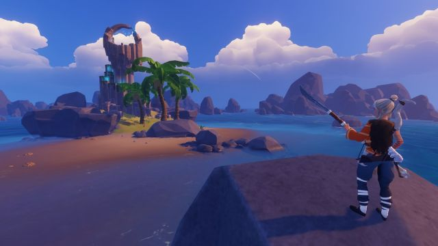 Watch the highlights of our recent hands-on with Windbound