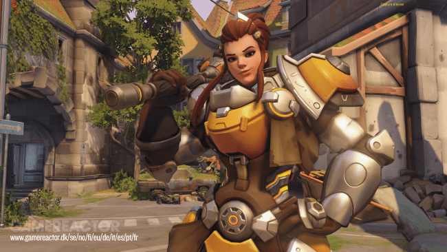 The 27th Overwatch Hero Is Brigitte