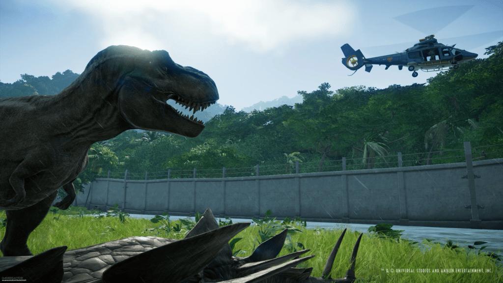 Voci da Steam - Jurassic World Evolution