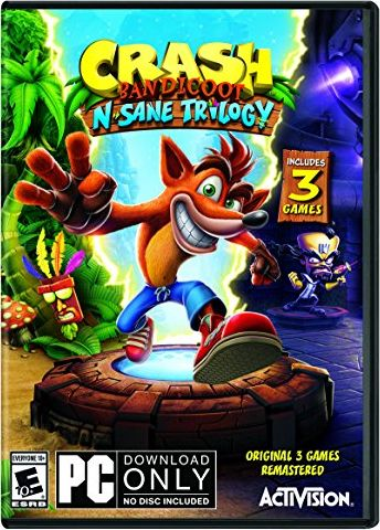 Crash Bandicoot N Sane Trilogy Release Date PC Xbox One