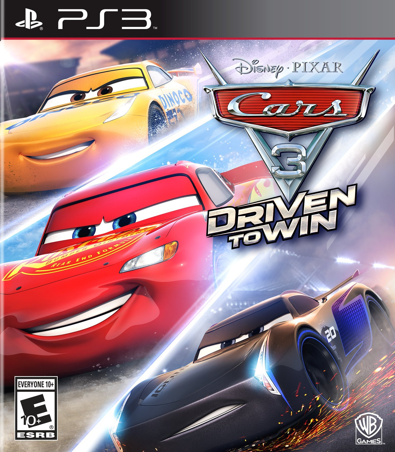 Cars 3 Driven To Win Release Date Xbox 360 PS3 Wii U Xbox One PS4 Switch