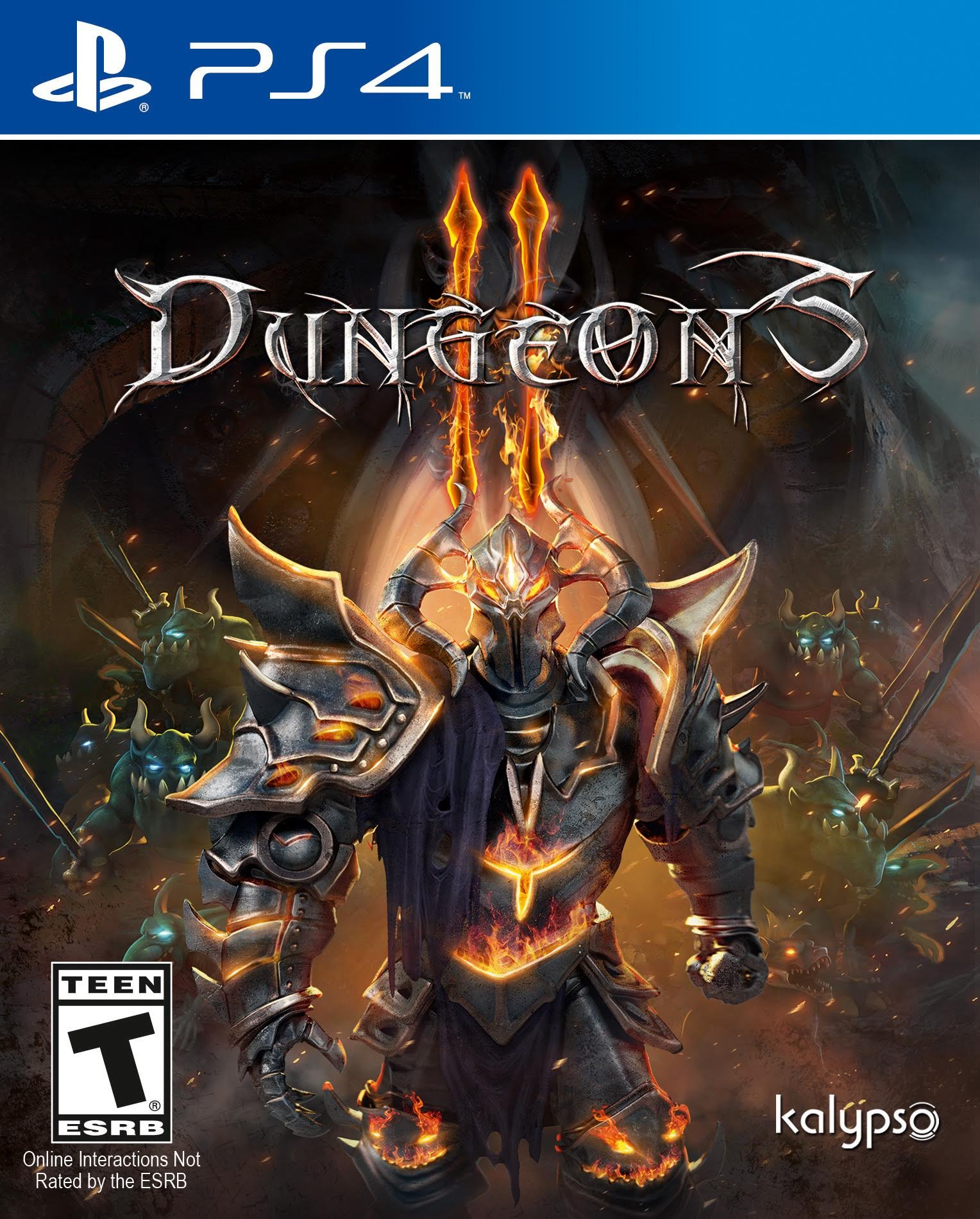 Dungeons 2 Release Date PS4 PC