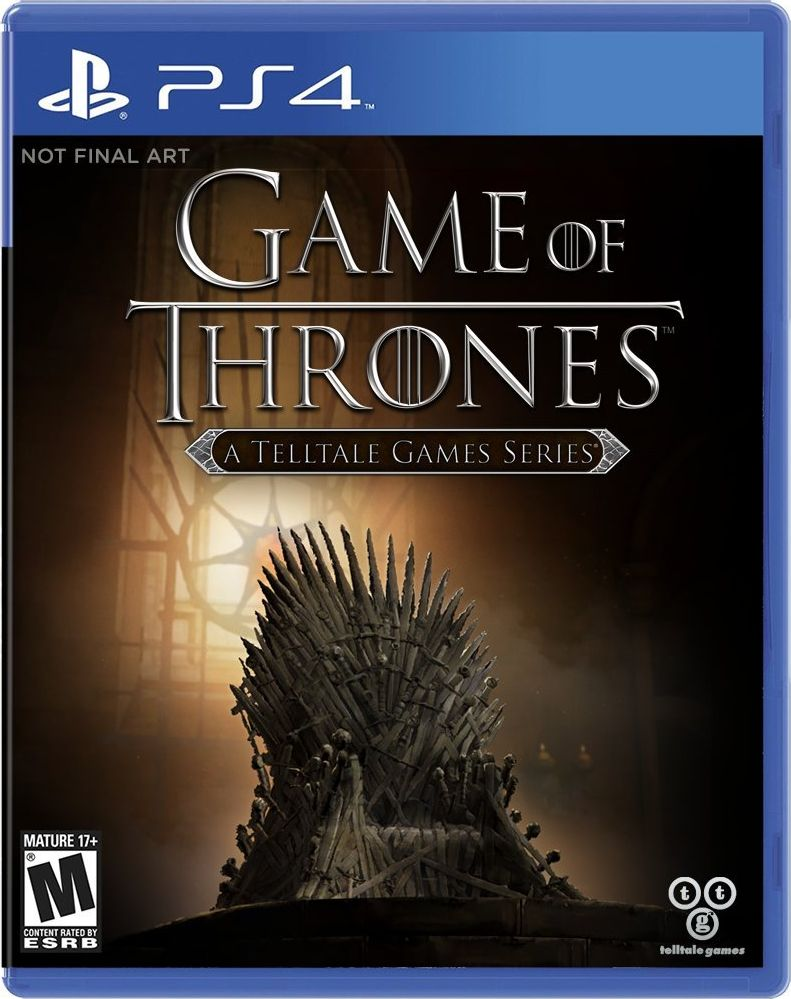 Game Of Thrones A Telltale Games Series Release Date