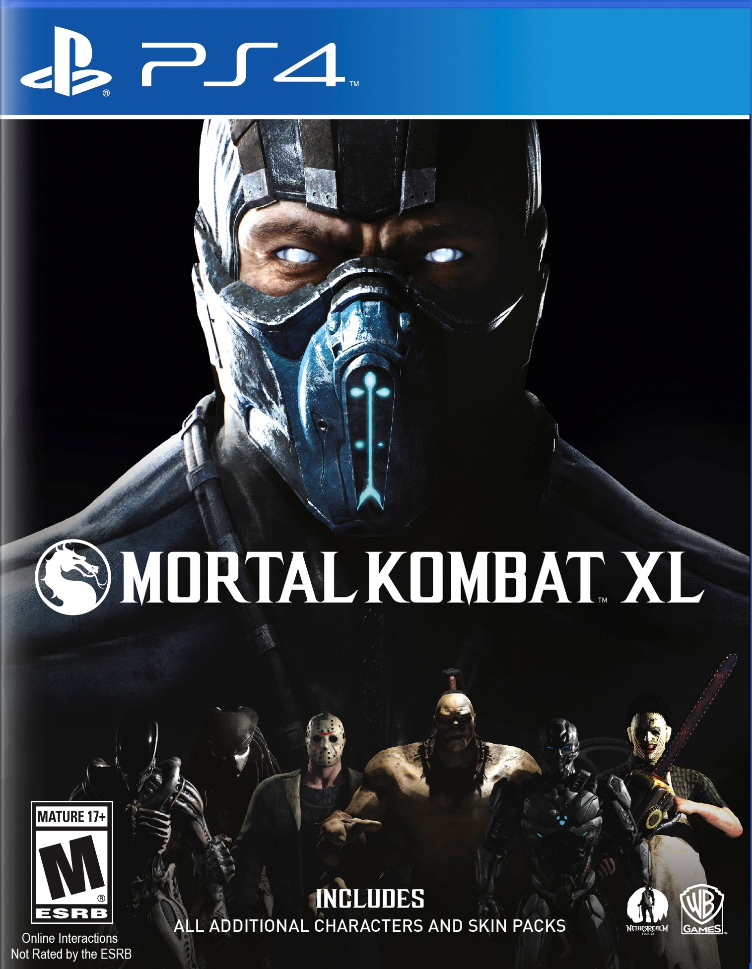 Mortal Kombat XL Release Date Xbox One PS4