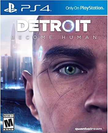Detroit Become Human Release Date PS4