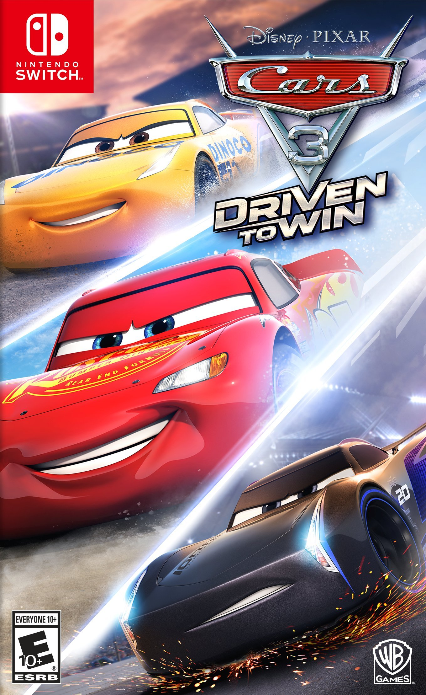 Cars 3 Driven To Win Release Date Xbox 360 PS3 Wii U