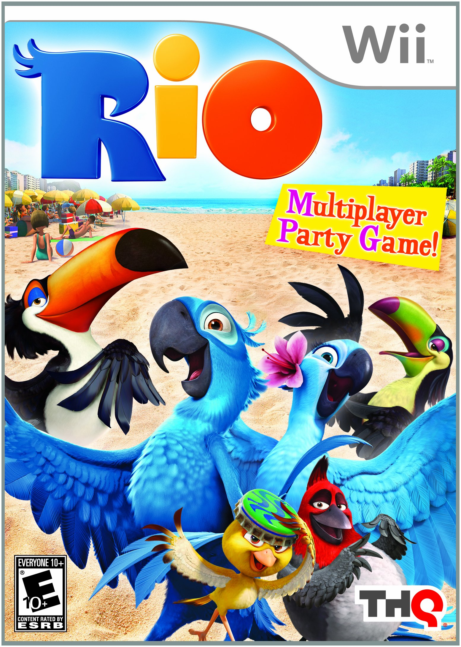 Rio Release Date Wii DS Xbox 360 PS3