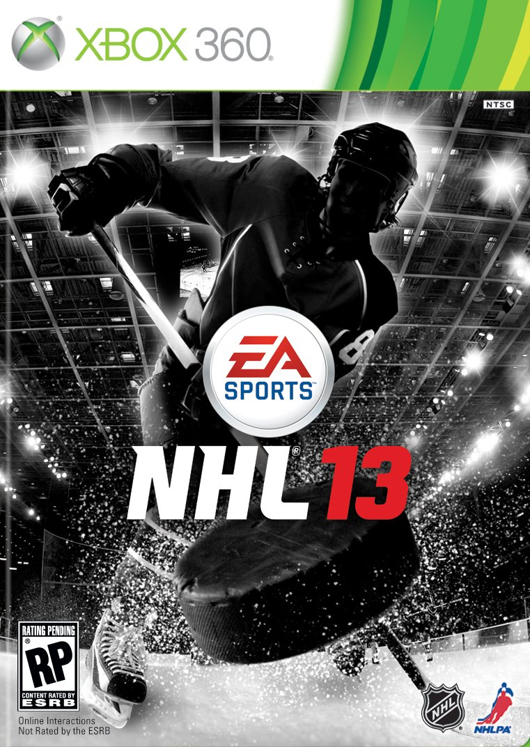 NHL 13 Release Date Xbox 360 PS3