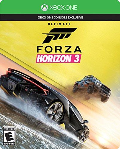 Forza Horizon 3 Release Date Xbox One