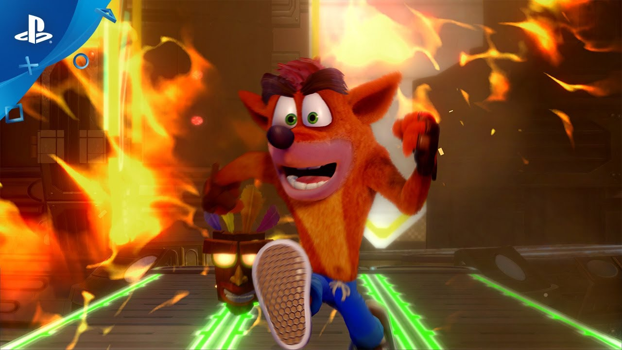 Crash Bandicoot N Sane Trilogy Crash Bandicoot N Sane