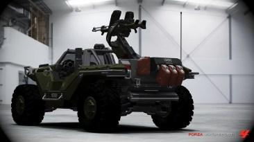 """M12 FAV """"Warthog"""", el vehículo de Halo que aparecerá en el próximo Forza 4"""