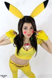Ryuu Lavitz - Pikachu 05